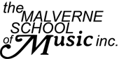 The Malverne School of Music Logo